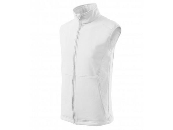 Pánska Softshellová vesta Vision biela