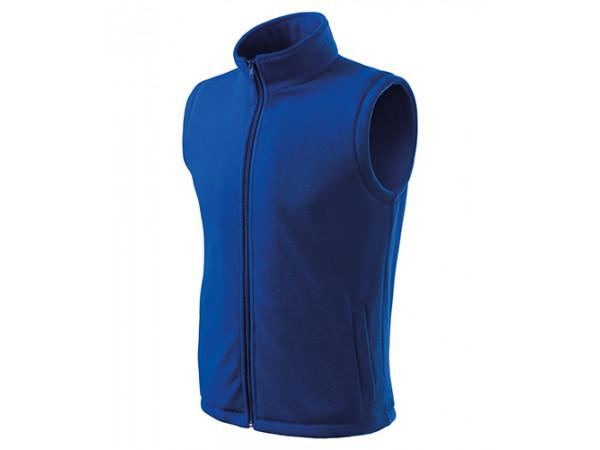 Pánska Fleece Vesta Next kráľovská modrá
