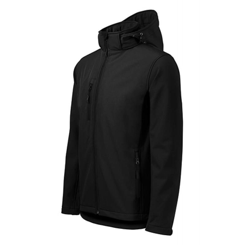 Pánska softshellová bunda  Performance čierna