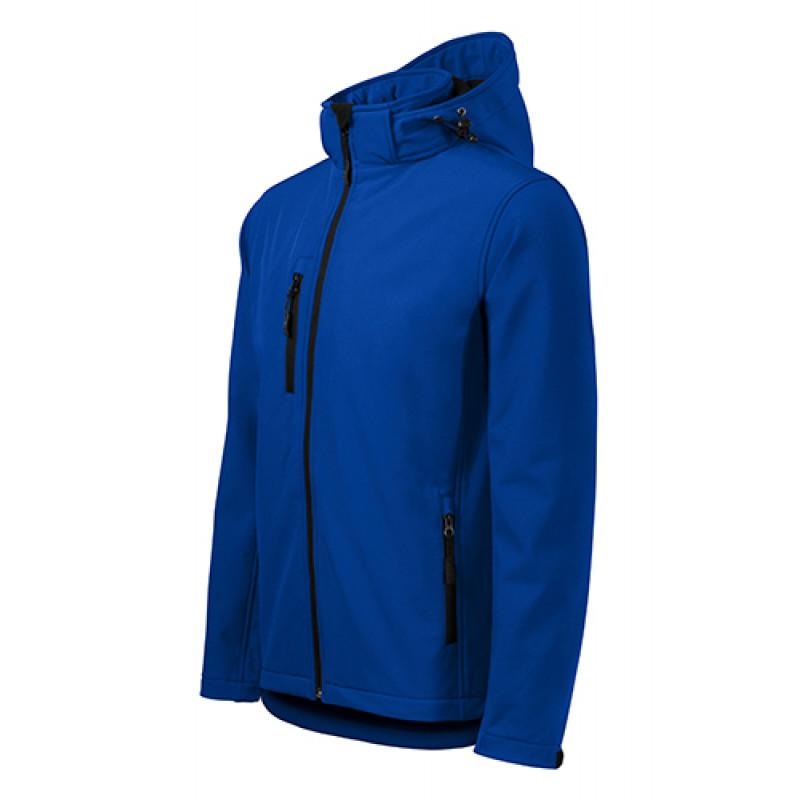 Pánska softshellová bunda  Performance modrá