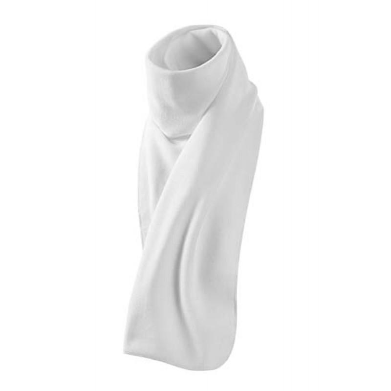Fleece Šál SCARF NEW biela