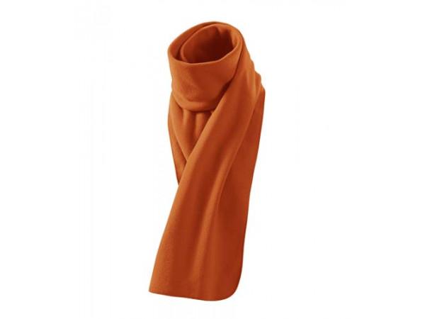Fleece Šál SCARF NEW oranžová