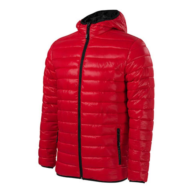 Pánska bunda Everest červená