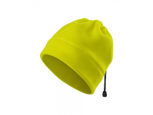 Fleece Čiapka HV PRACTIC žltá
