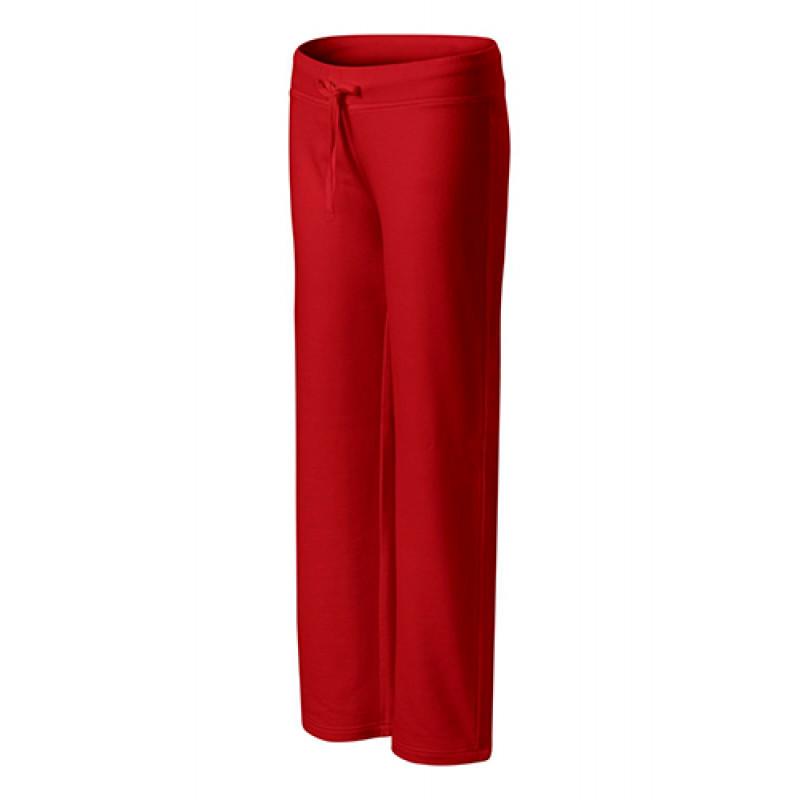 Dámske Tepláky Comfort červená