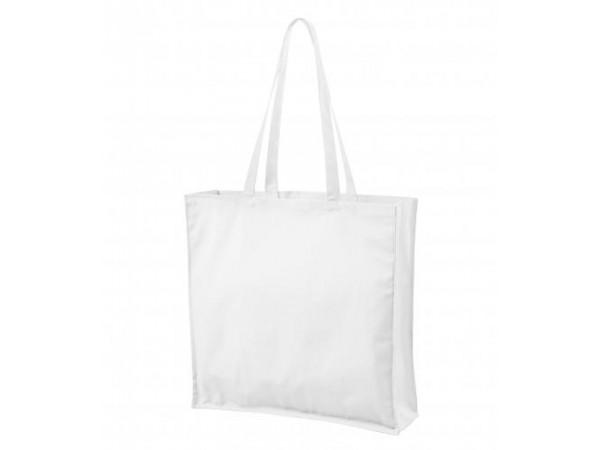 Nákupná Taška Carry Outlet biela