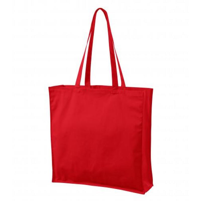 Nákupná Taška Carry Outlet červená