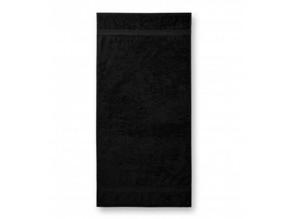 Osuška TERRY BATH TOWEL čierna