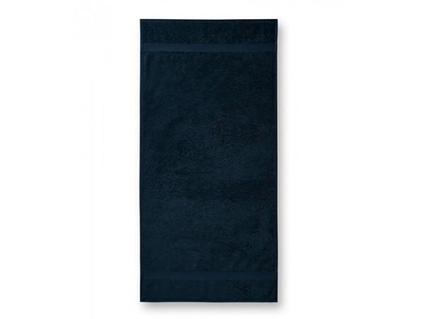 Osuška TERRY BATH TOWEL tmavomodrá