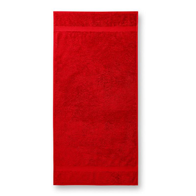 Osuška TERRY BATH TOWEL červená