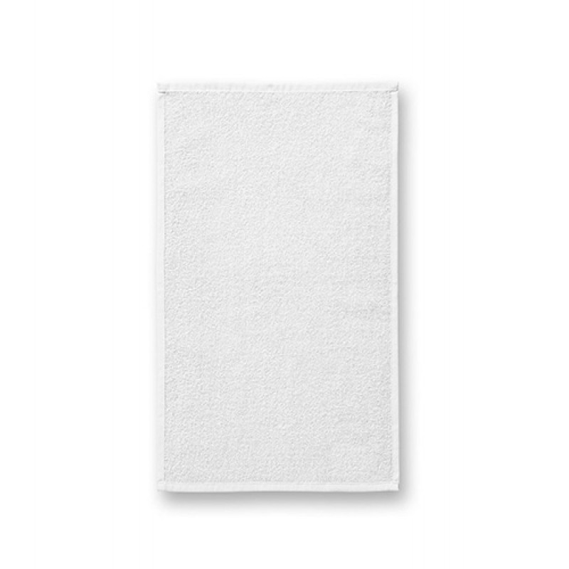 Malý Uterák TERRY HAND TOWEL biela