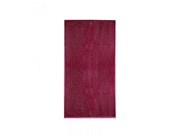Malý Uterák TERRY HAND TOWEL tmavo červená