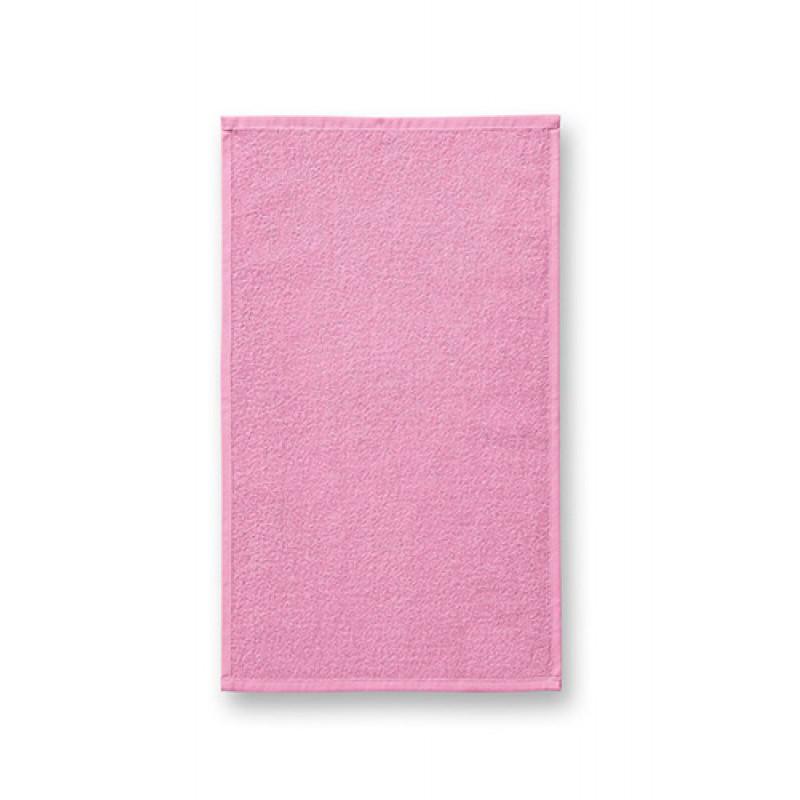 Malý Uterák TERRY HAND TOWEL ružová