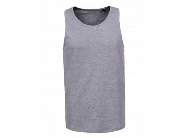 Pánske tričko GLO-STORY basic sivé
