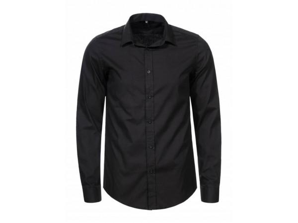 Pánska košeľa GLO-STORY čierna