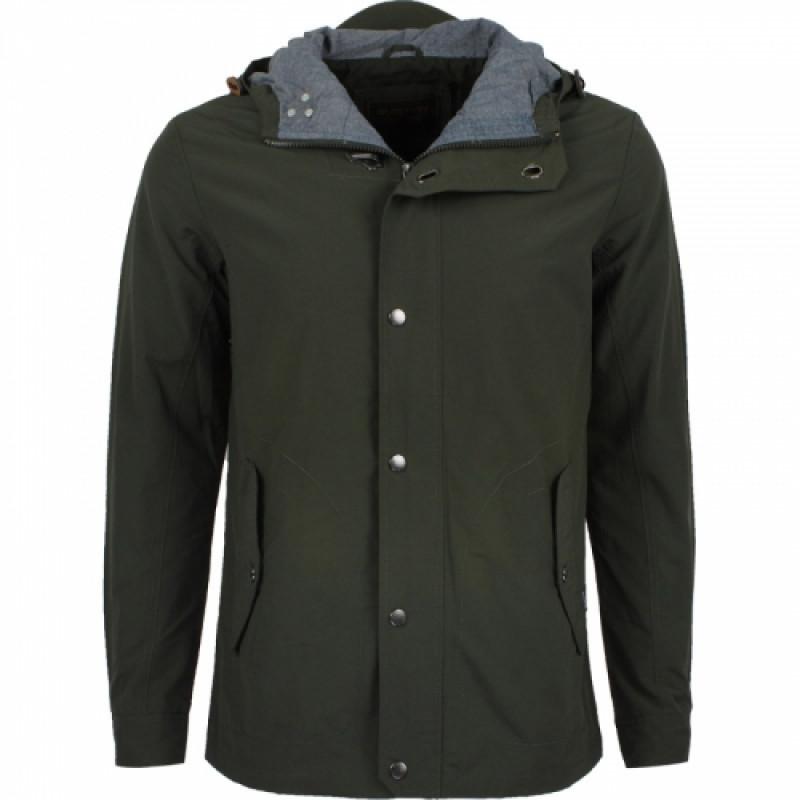 Pánska bunda GLO-STORY khaki zelená
