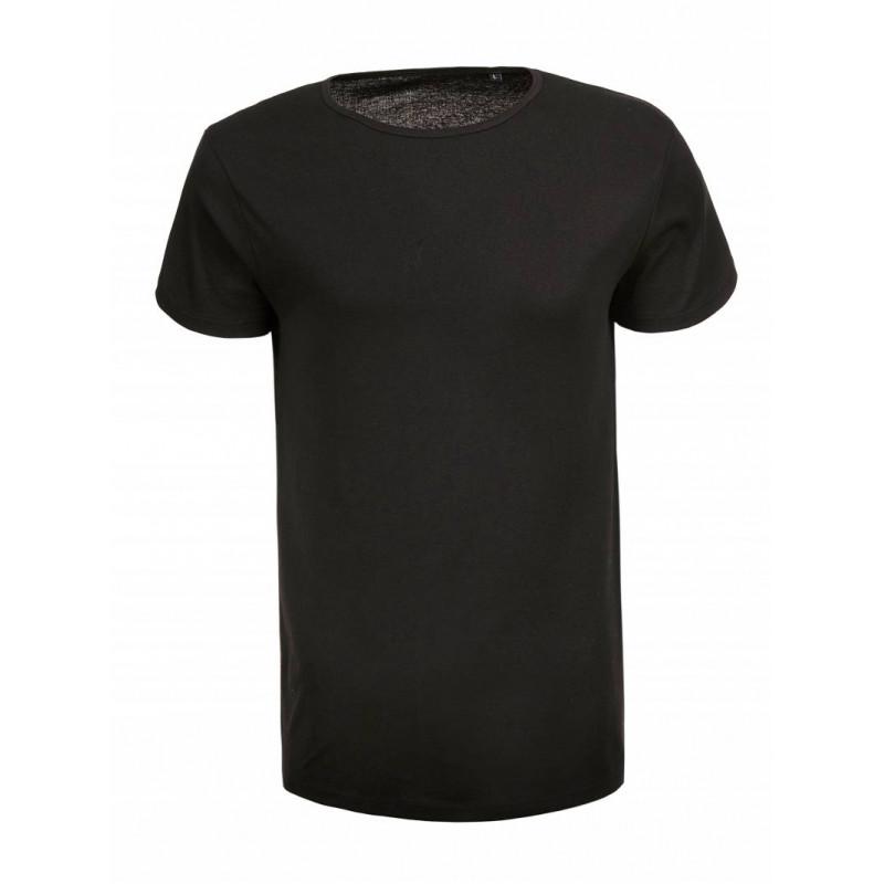 Pánske tričko GLO-STORY čierne basic