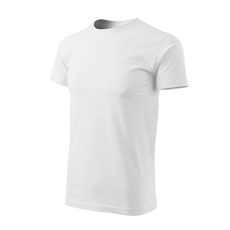 Unisex Tričko EAVY NEW FREE biela