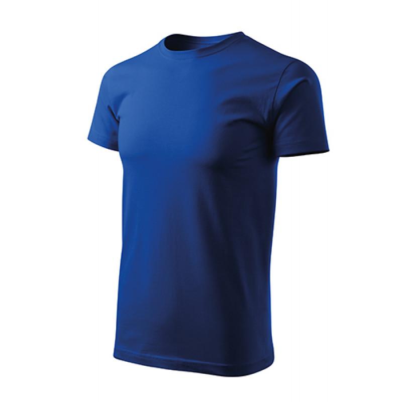 Unisex Tričko EAVY NEW FREE kráľovská modrá