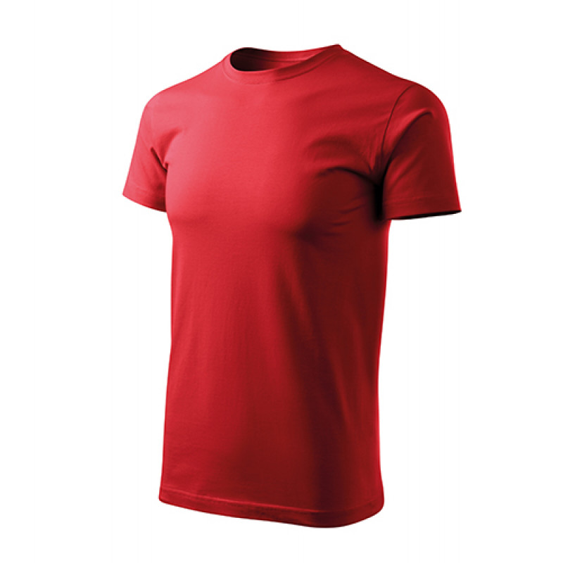Unisex Tričko EAVY NEW FREE červená