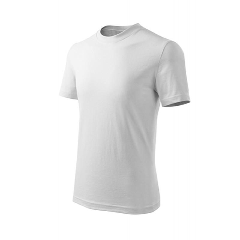Detské Tričko Basic Free biela