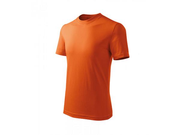 Detské Tričko Basic Free oranžová