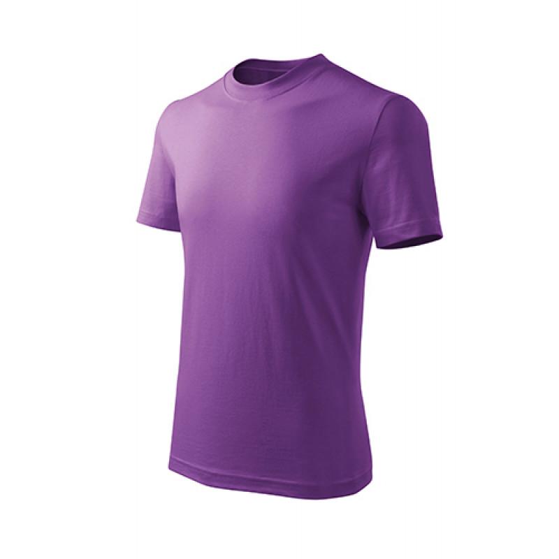 Detské Tričko Basic Free fialová