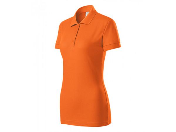 Dámska Polokošeľa Joy oranžová