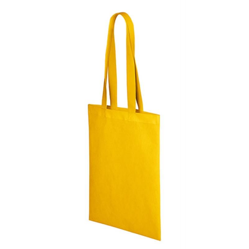 Nákupná Taška Bubble Outlet žltá