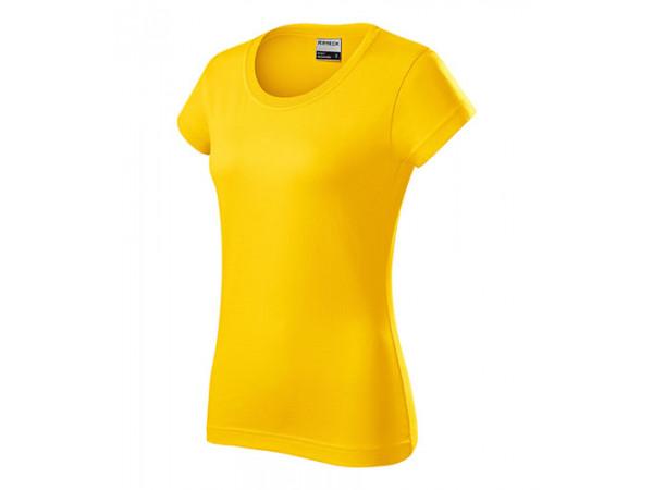 Dámske Tričko Resist Heavy žltá