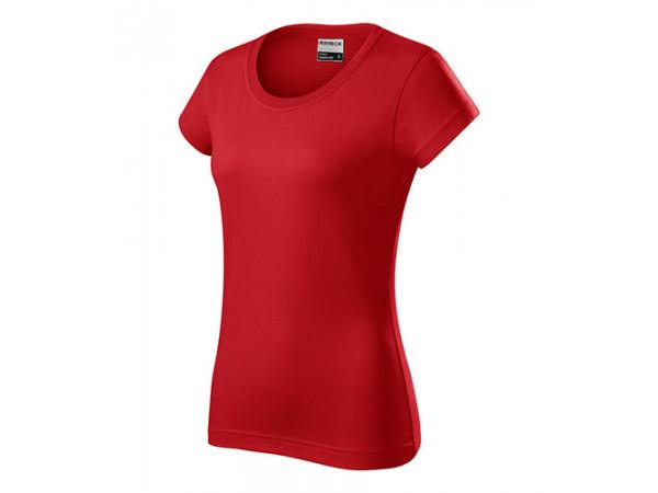 Dámske Tričko Resist Heavy červená