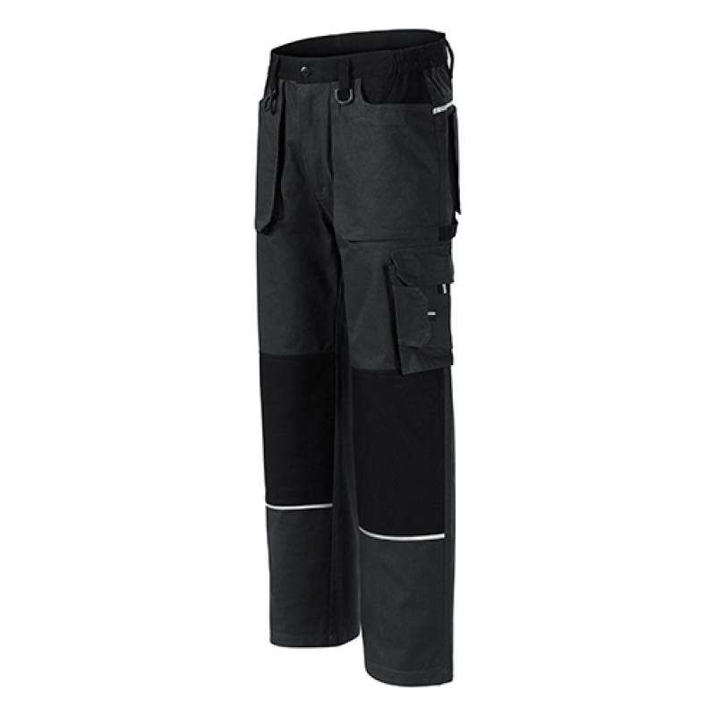 Pánske pracovné nohavice WOODY tmavosivá